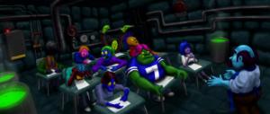 school = dungeon